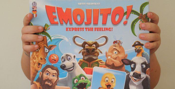 Emojito - la scatola del gioco