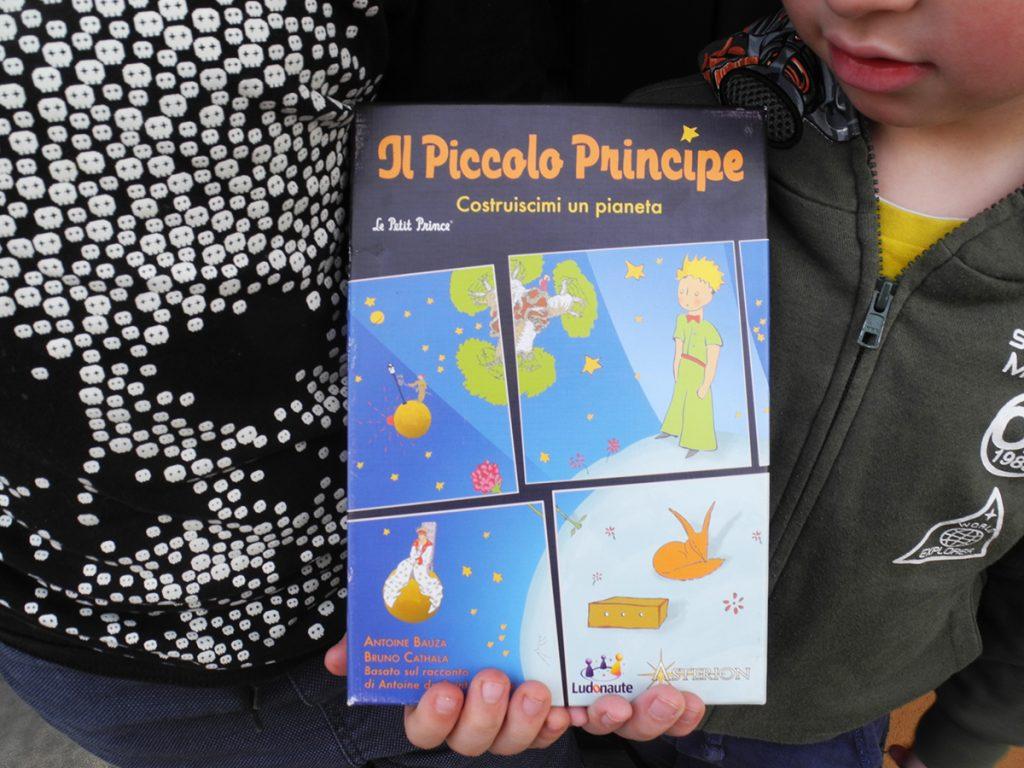 La scatola del gioco Il Piccolo Principe