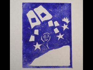 Il Piccolo Principe - la cartolina stampata!