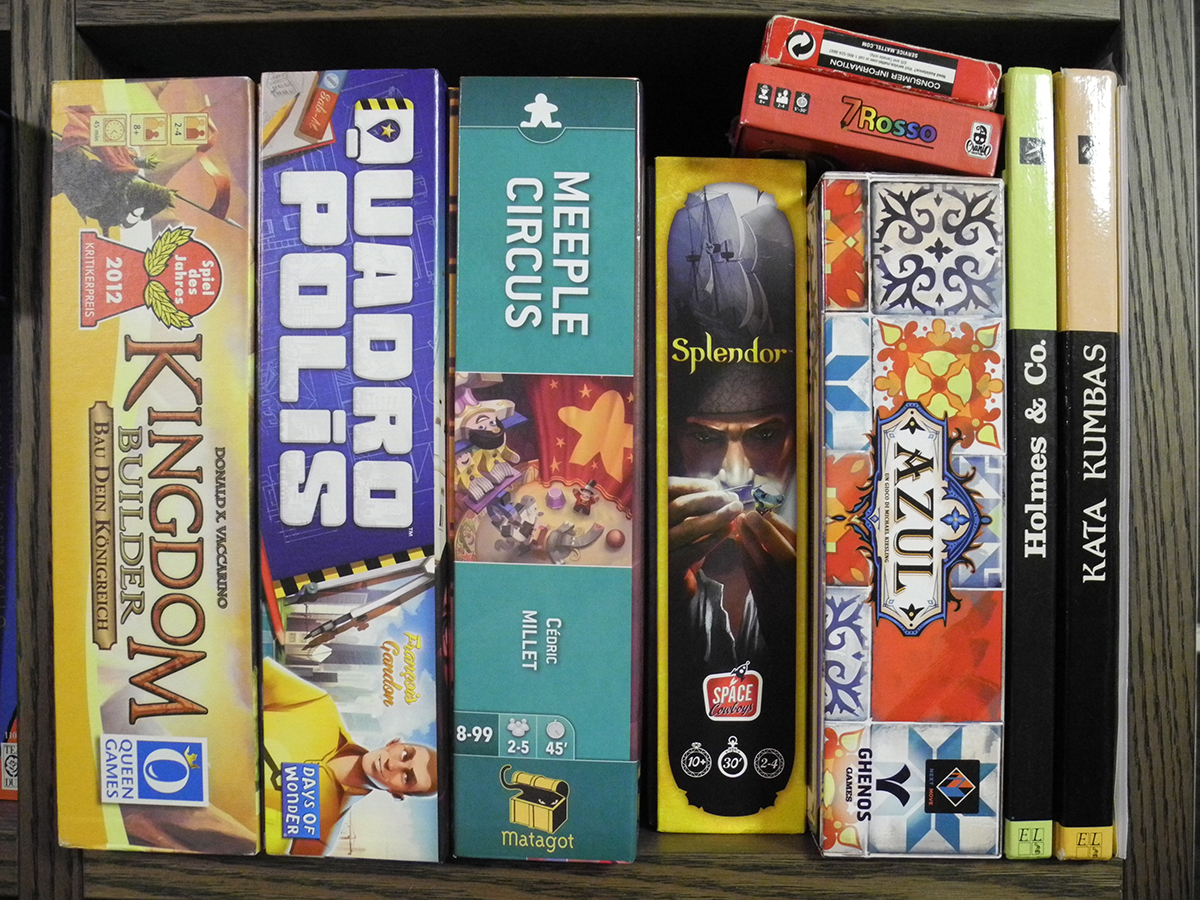 Piccoli mondi - giochi da tavolo