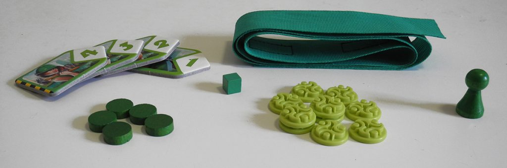 Tutti i colori del gioco - 50 sfumature di verde