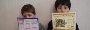 Spiegare un gioco - bimbi attoniti nella lettura dei regolamenti