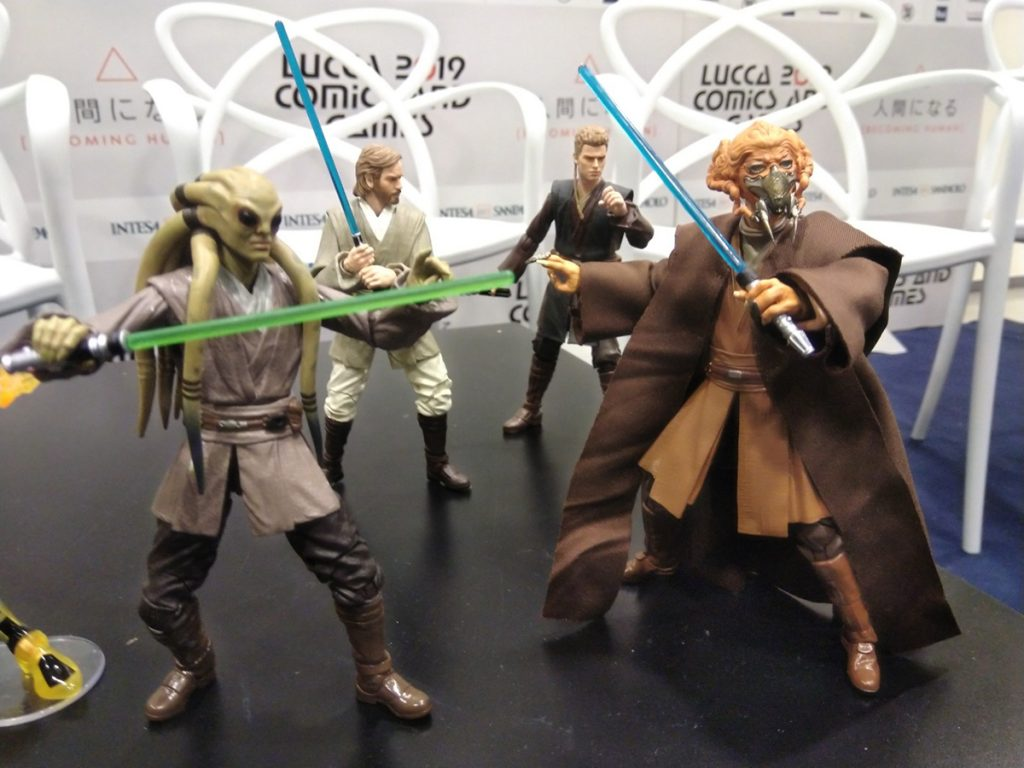Lucca 2019 - le nuove Action Figures Hasbro
